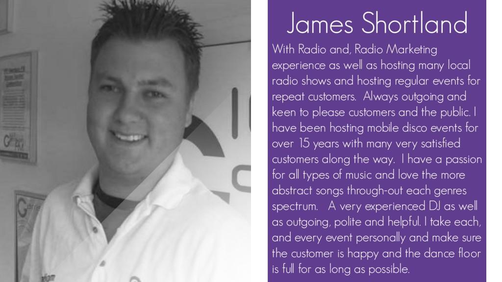 James Shortland