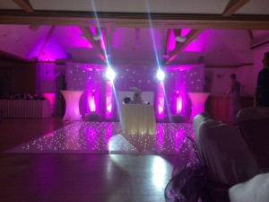 Stunning Equipment to Suit Every Venue...
